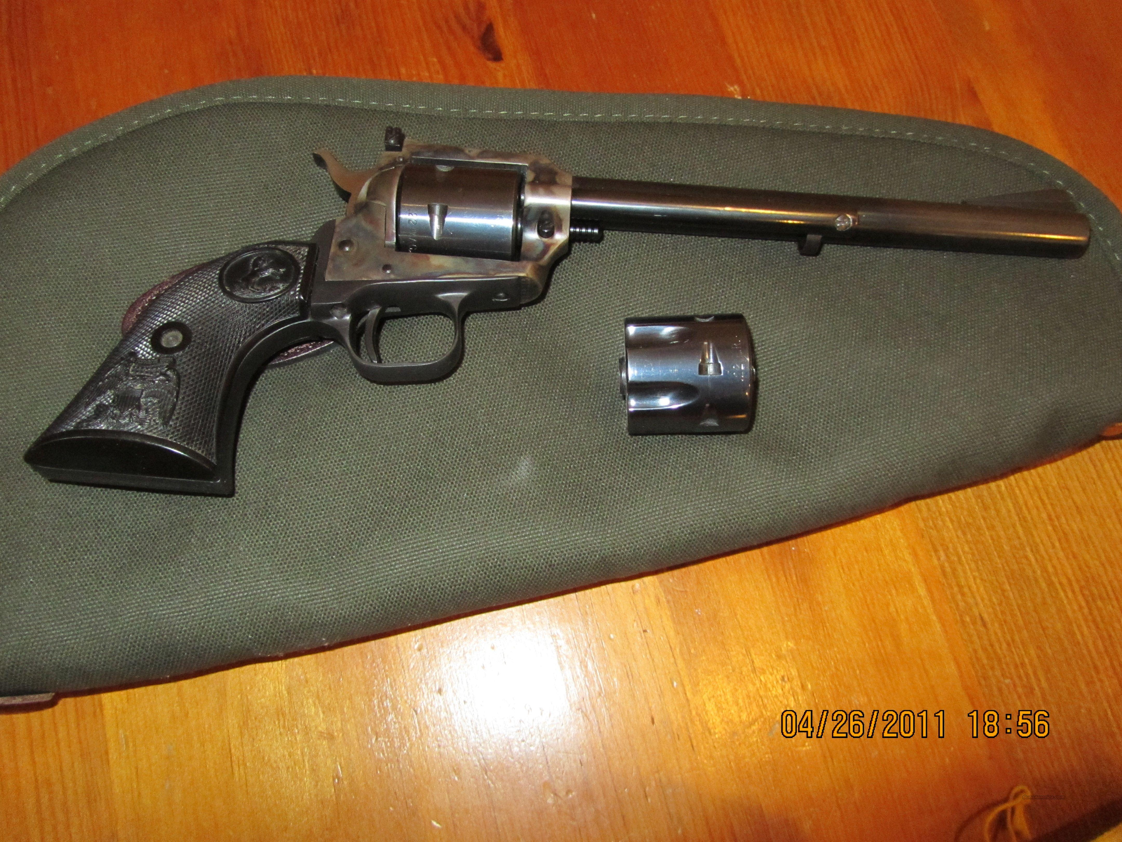 "Colt New Frontier Buntline .22 LR/.22 MAG - 7.5"" Barrel  Guns > Pistols > Colt Single Action Revolvers - Modern (22 Cal.)"