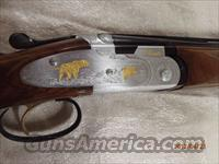 Beretta 687 EL Gold Inlay 20 gauge Over/Under Shotgun  Guns > Shotguns > Beretta Shotguns > O/U > Hunting
