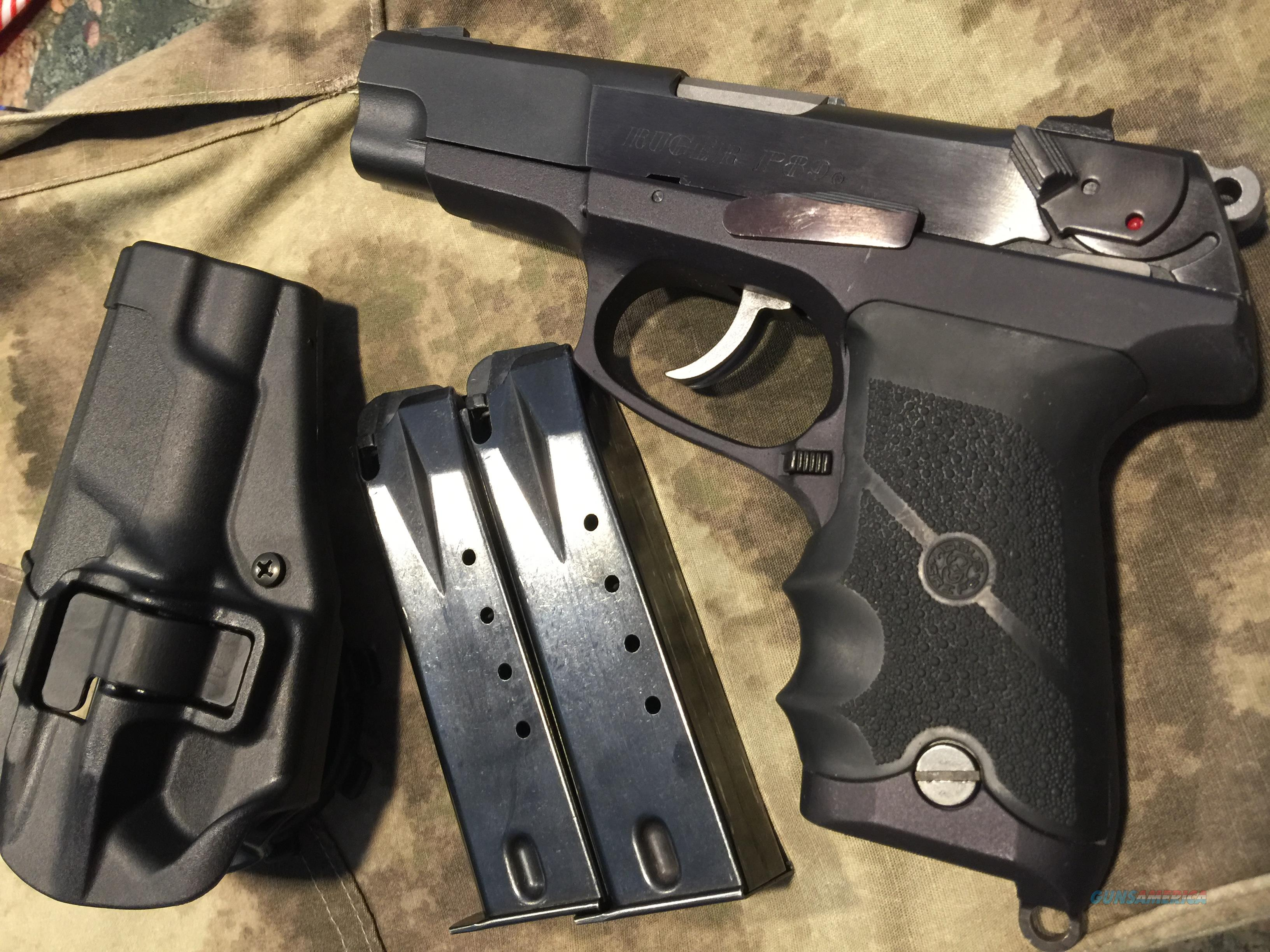Ruger P89 9mm, In great condition, one owner, Hogue grips  Guns > Pistols > Ruger Semi-Auto Pistols > P-Series