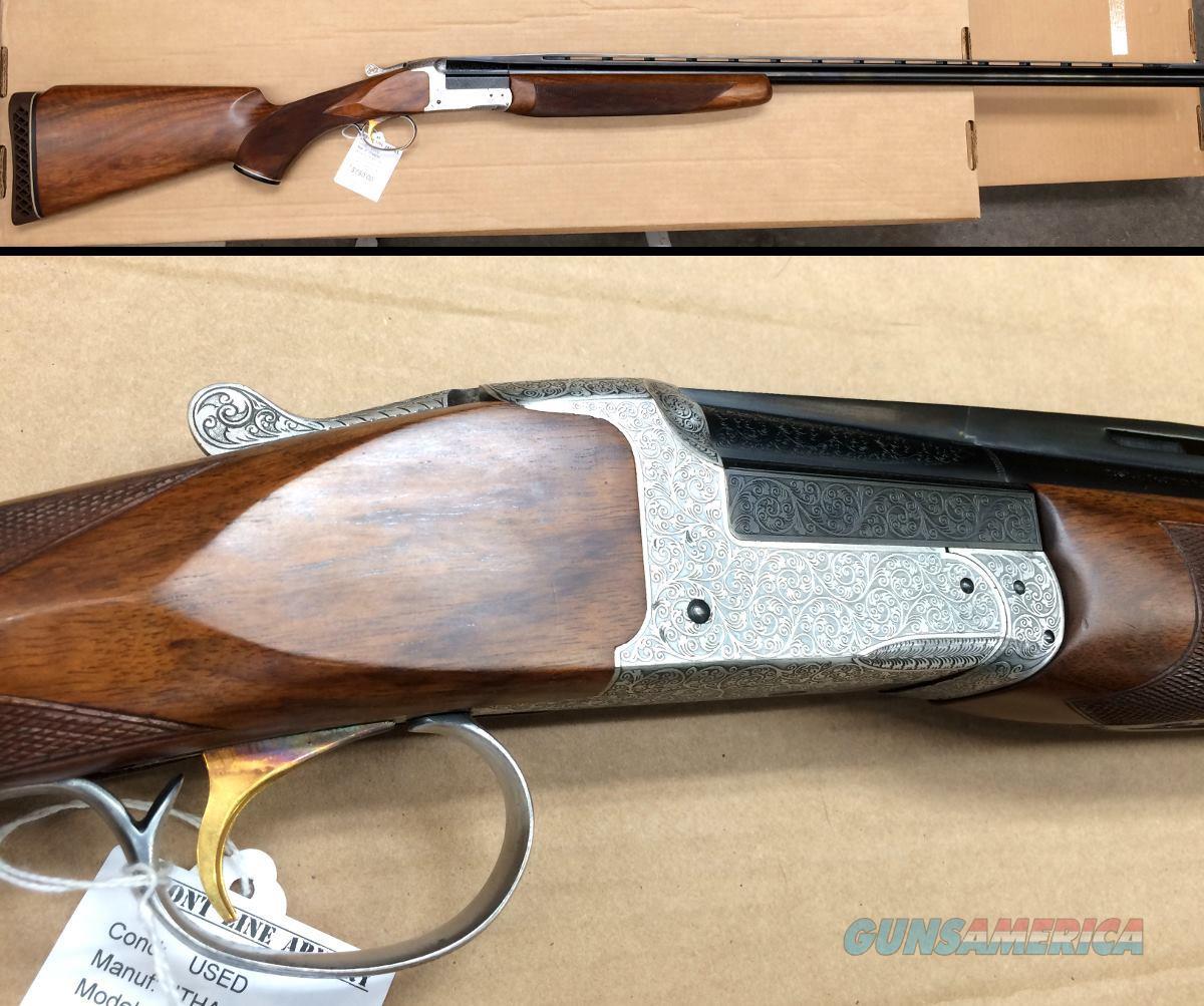 Ithaca Century trap gun 12ga, LIKE-NEW  Guns > Shotguns > Ithaca Shotguns > Single Bbl > Trap