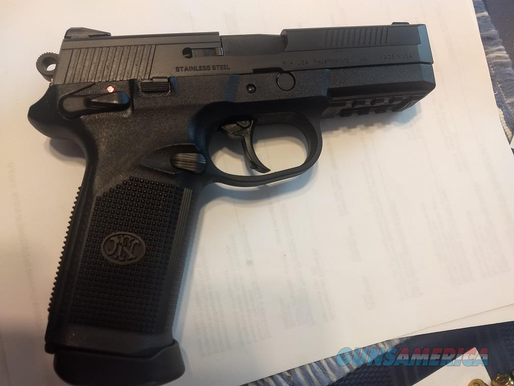 FNX-45 Used Excellent cond  Guns > Pistols > FNH - Fabrique Nationale (FN) Pistols > FNX