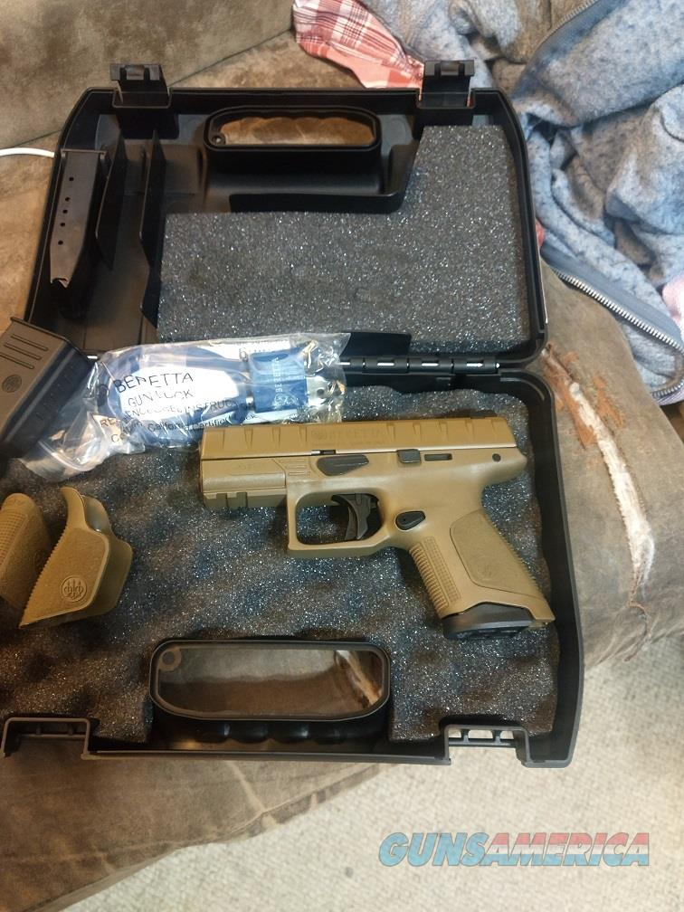 Beretta APX Compact in 9mm  Guns > Pistols > Beretta Pistols > Polymer Frame
