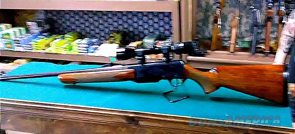 BROWNING SAFARI GRADE II 300 Winchester magnum  Guns > Rifles > Browning Rifles > Semi Auto > Hunting