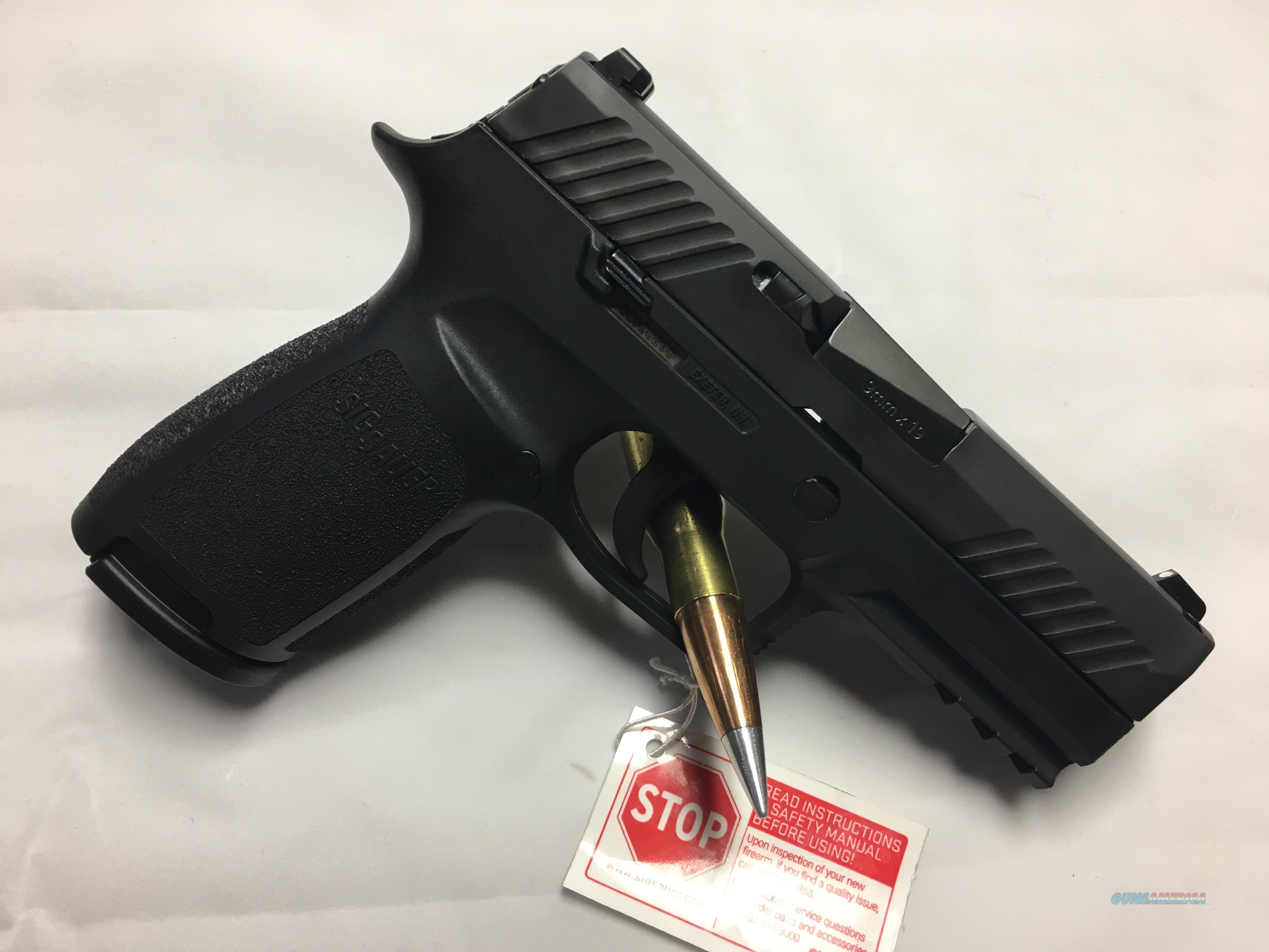 Sig Sauer P320 Carry 9mm  Guns > Pistols > Sig - Sauer/Sigarms Pistols > P320