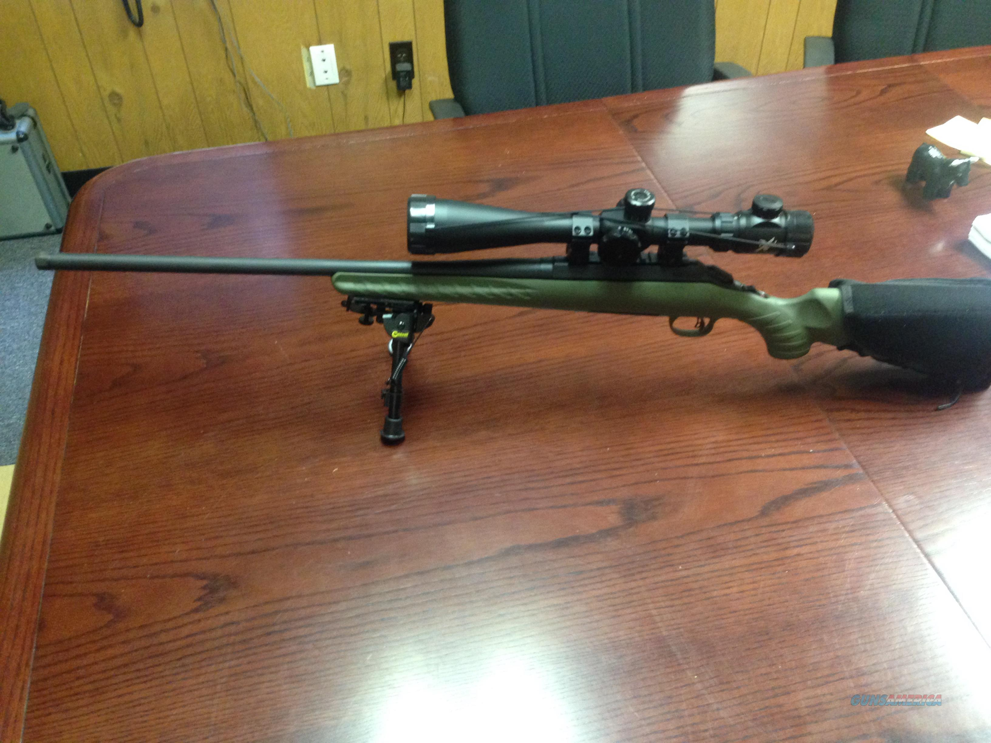 RUGER AMERICAN RIFLE 6.5 CREEDMOOR PREDATOR with 8-32x50 Optics  Guns > Rifles > Ruger Rifles > American Rifle