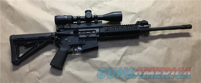Used Sig Sauer 516 With Nikon 3-9 Optic  Guns > Rifles > Sig - Sauer/Sigarms Rifles