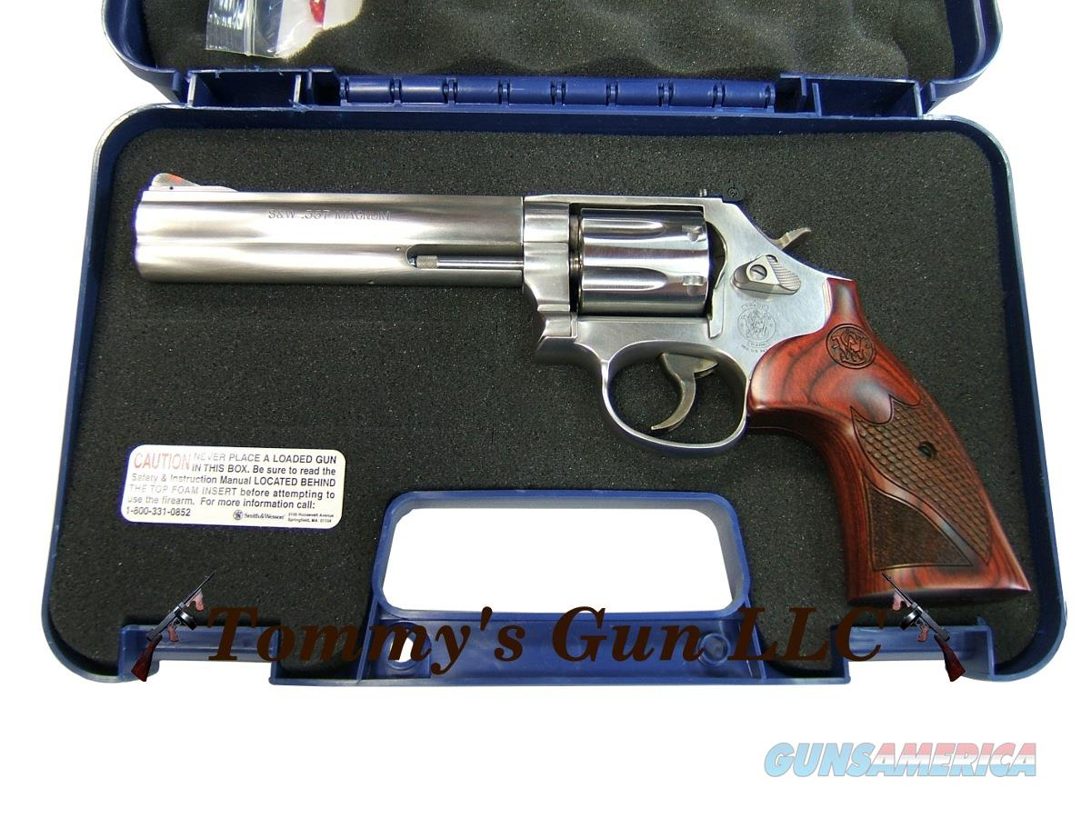 Smith & Wesson M686 Plus TALO 357 150712 NEW  Guns > Pistols > Smith & Wesson Revolvers > Full Frame Revolver