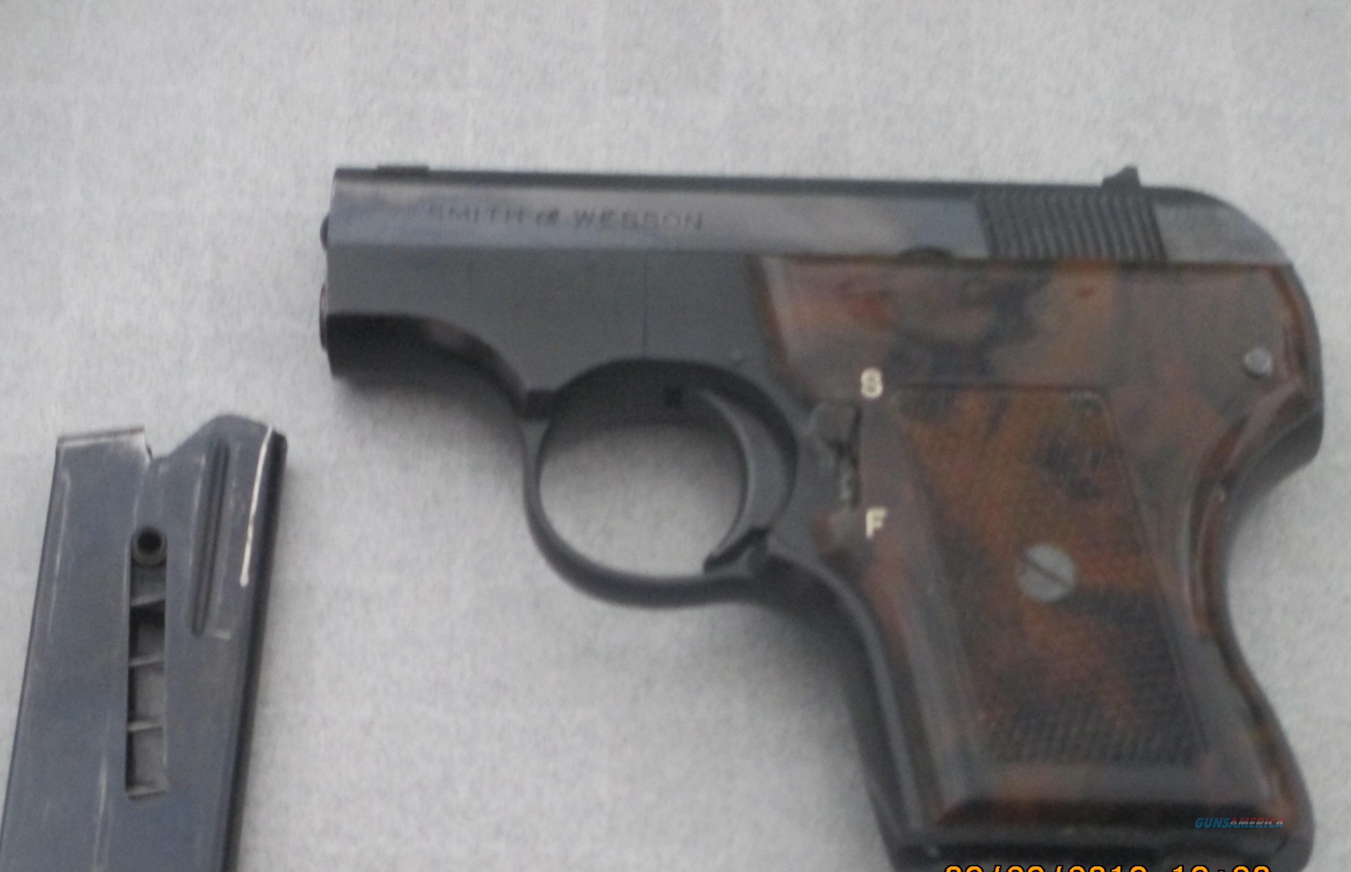 S & W Passport 61-2 from original  owner ATTN: COLLECTORS  Guns > Pistols > Smith & Wesson Pistols - Autos > .22 Autos