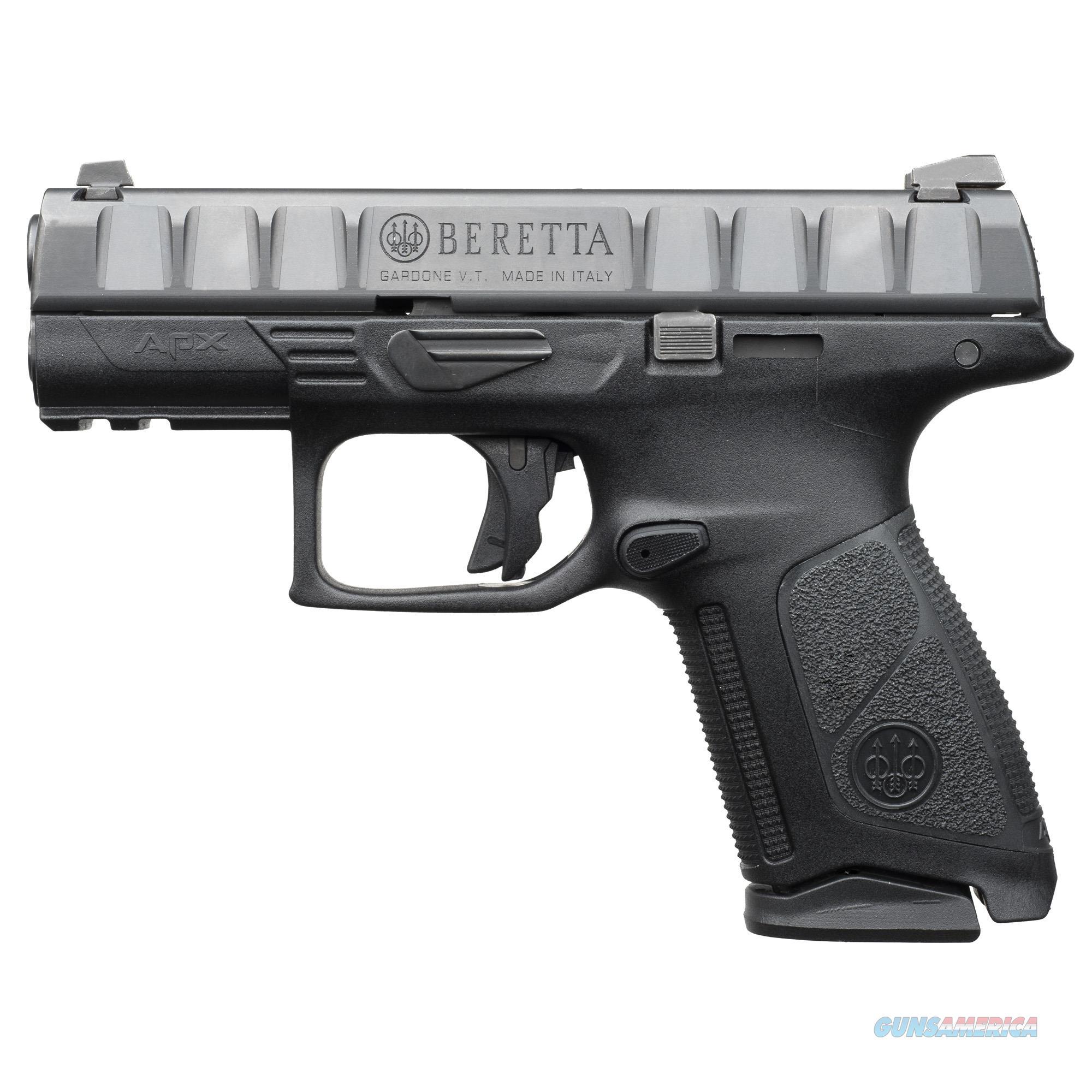 "Beretta APX Centurion 9mm 3.7"" 15+1 Layaway NoCCFee  Guns > Pistols > Beretta Pistols > Polymer Frame"