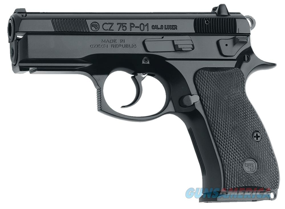 CZ 75 P-01 P01 14+1 9mm Rail NSN# NoCCFee Layaway   Guns > Pistols > CZ Pistols