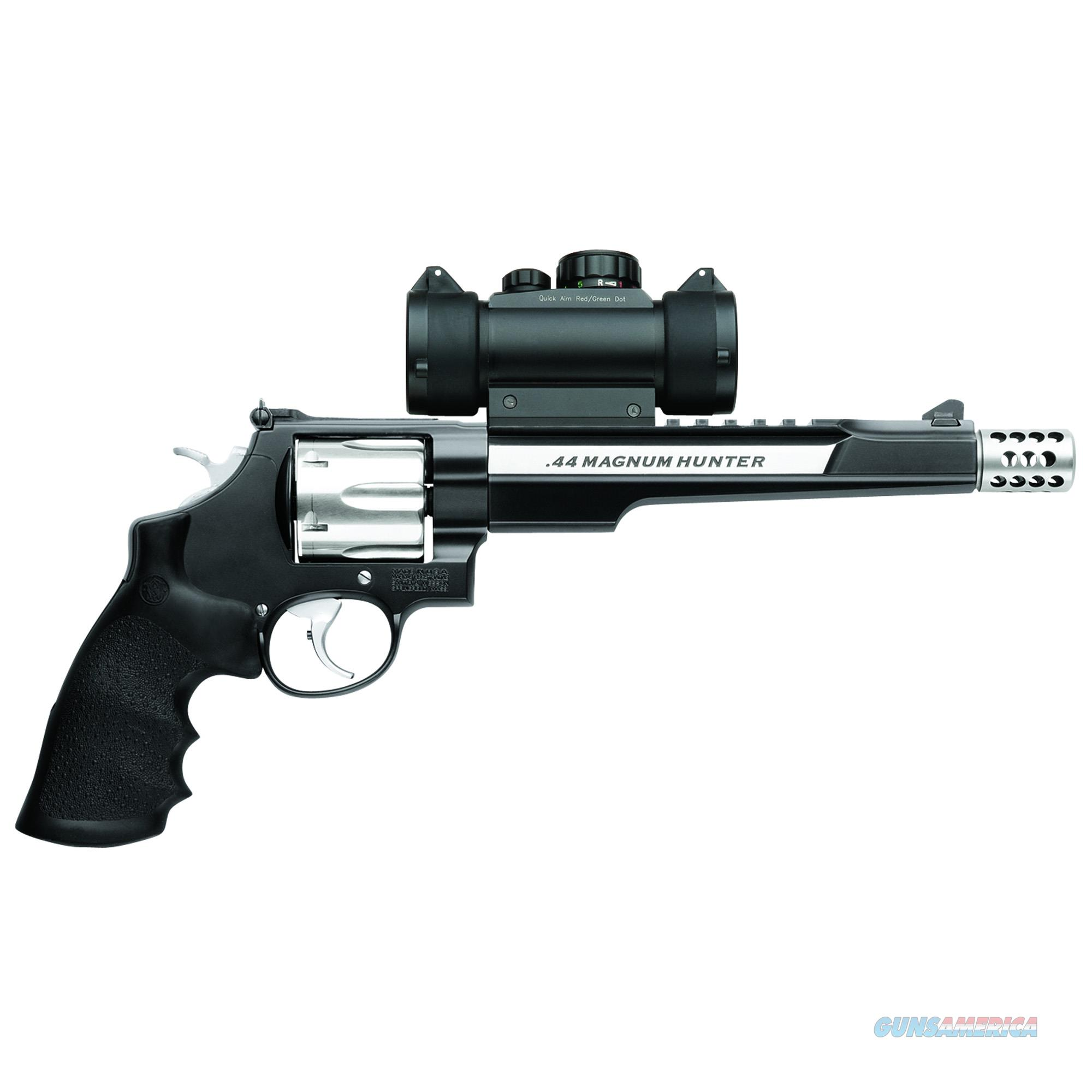 """S&W 629 Performance Center Hunter Red Dot .44MAG 7.5"""" Layaway NoCCFee  Guns > Pistols > Smith & Wesson Revolvers > Performance Center"""