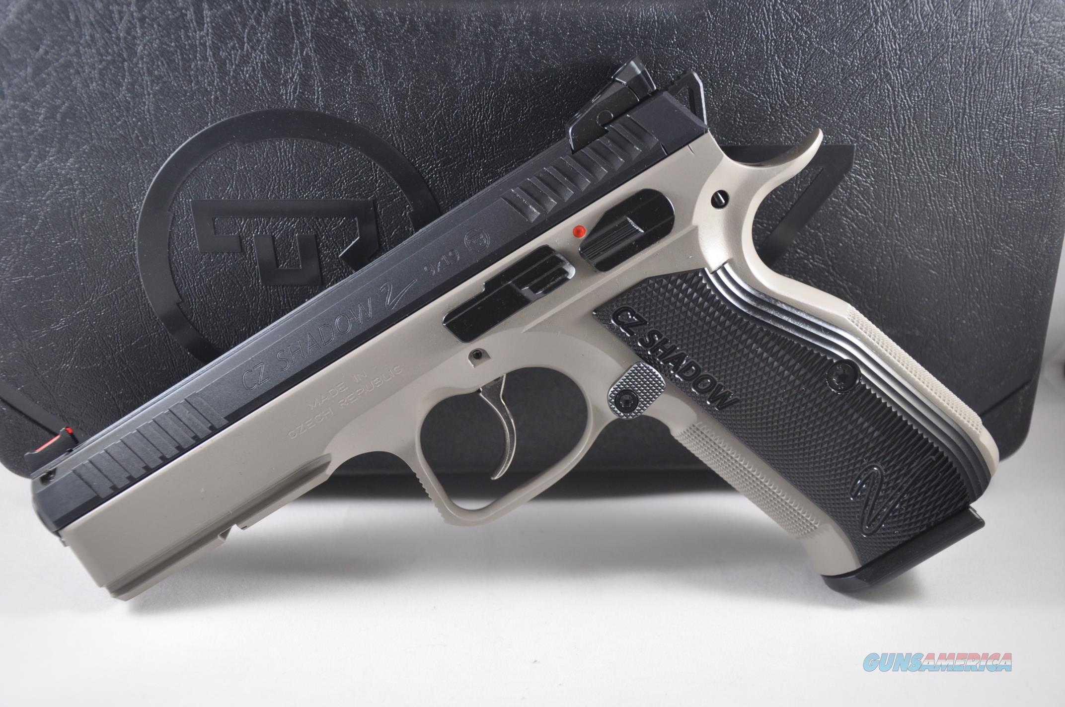CZ75 Shadow 2 9mm Urban Gray 3x17RD Layaway NoCCFee 91255  Guns > Pistols > CZ Pistols