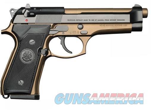 """Beretta 92FS Burnt Bronze 9mm 15+1 4.9"""" Layaway NoCCFee  Guns > Pistols > Beretta Pistols > Model 92 Series"""