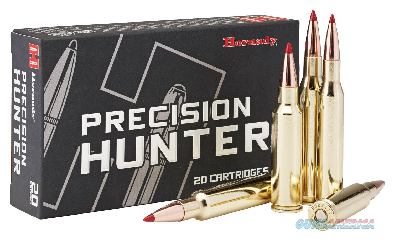 200 Rounds Hornady Precision Hunter 6.5 Creedmore 143Gr ELD-X NoCCFee  Non-Guns > Ammunition