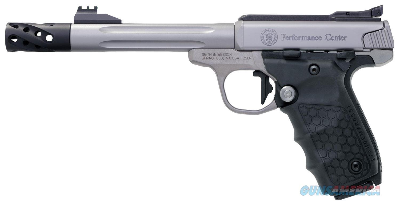 """S&W P.C. Victory Target 6"""" 22LR 10+1 NoCCFee 12078  Guns > Pistols > Smith & Wesson Pistols - Autos > .22 Autos"""