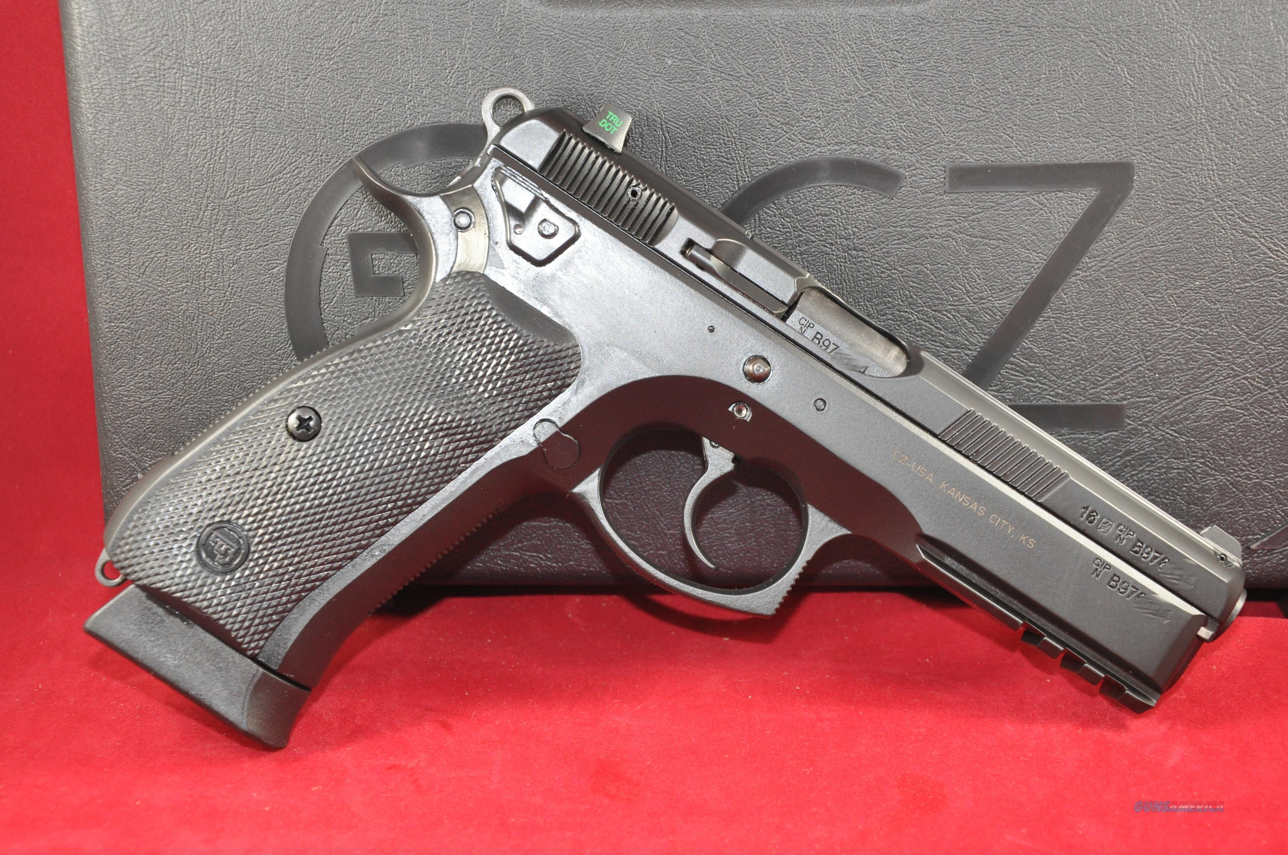 CZ 75 SP01 Tactical 9mm Decocker 18+1 Layaway NoCCFee 91153  Guns > Pistols > CZ Pistols