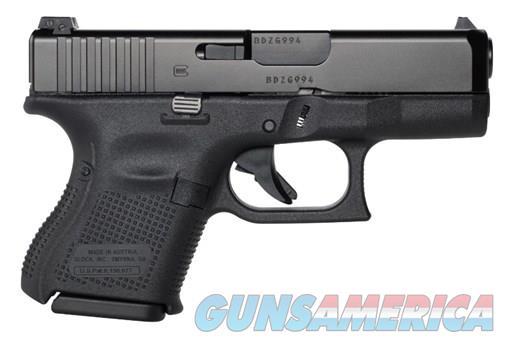 Glock 26 Gen5 AmeriGlo Bold NS 9mm Layaway NoCCFee G5  Guns > Pistols > Glock Pistols > 26/27