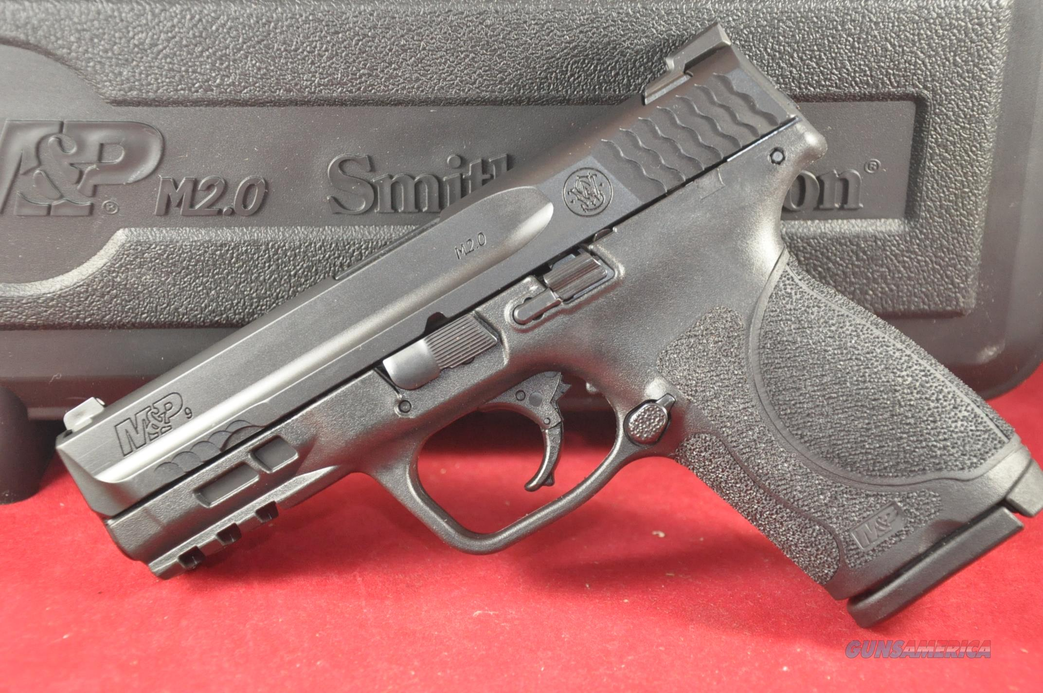 "S&W M&P9 M2.0 Compact 9mm 4"" $50 Rebate NoCCFee 11683  Guns > Pistols > Smith & Wesson Pistols - Autos > Polymer Frame"