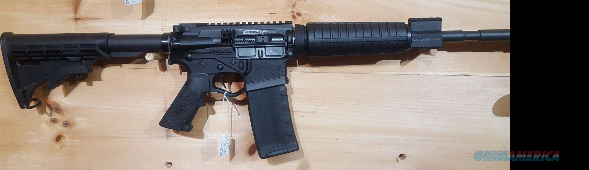 ATI OMNI HYBRID .223/5.56  Guns > Rifles > American Tactical Imports Rifles