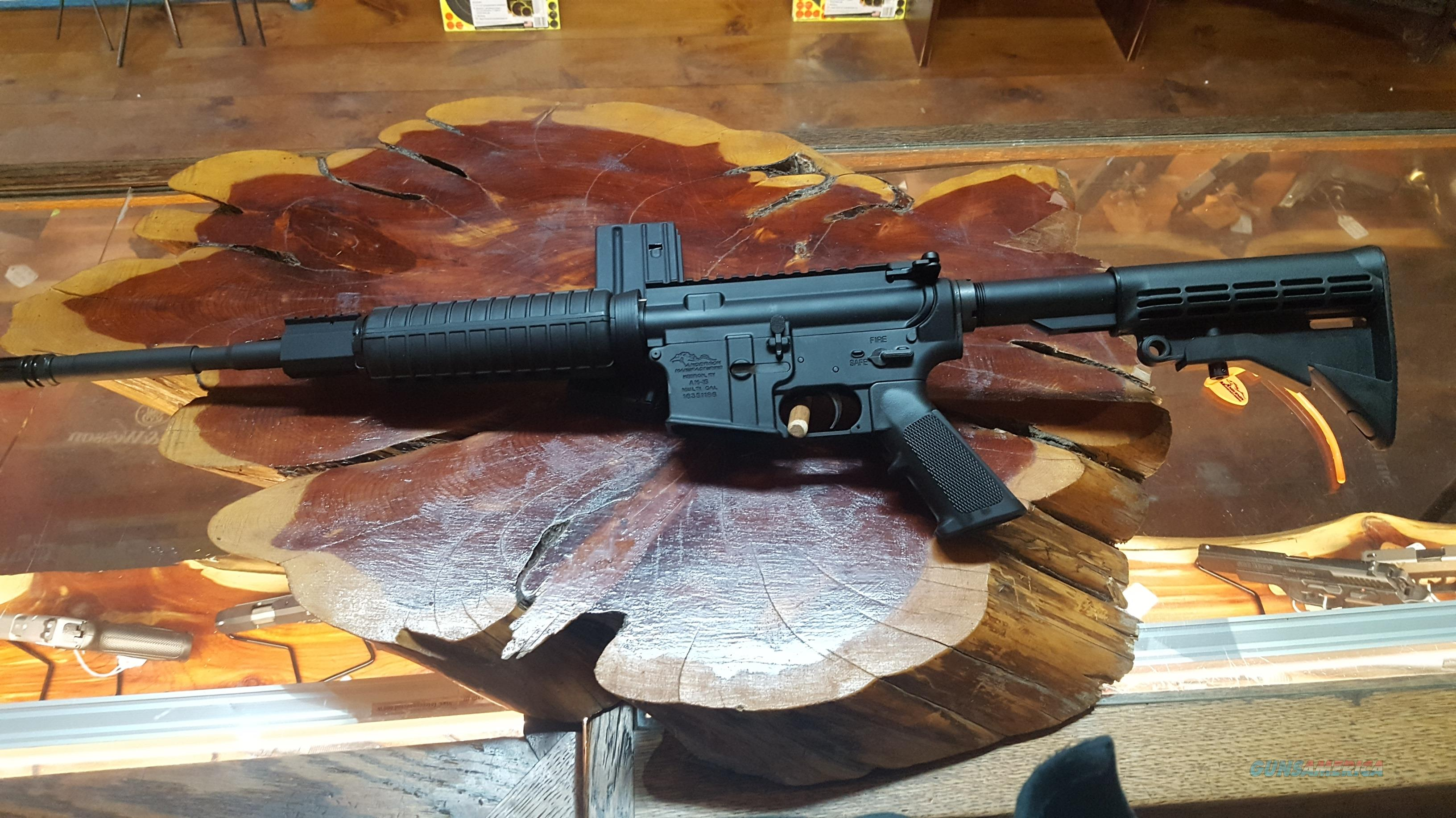 Anderson AR-15  Guns > Rifles > AR-15 Rifles - Small Manufacturers > Complete Rifle