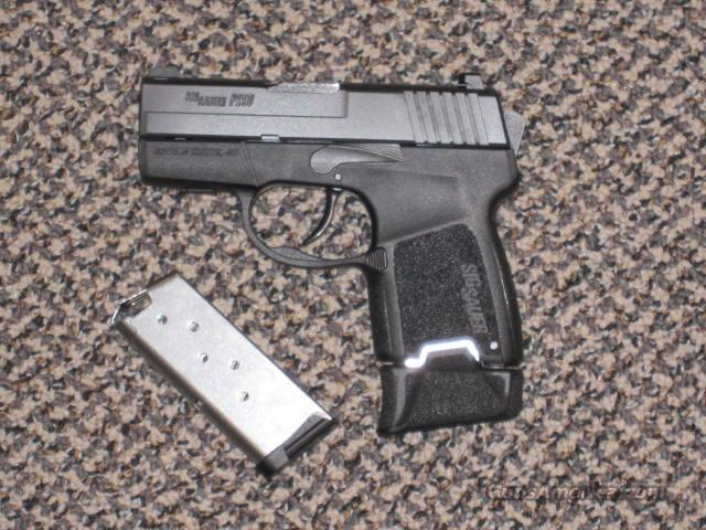 Sig P-290 with EXTENDED MAGAZINE!!!  Guns > Pistols > Sig - Sauer/Sigarms Pistols > P290