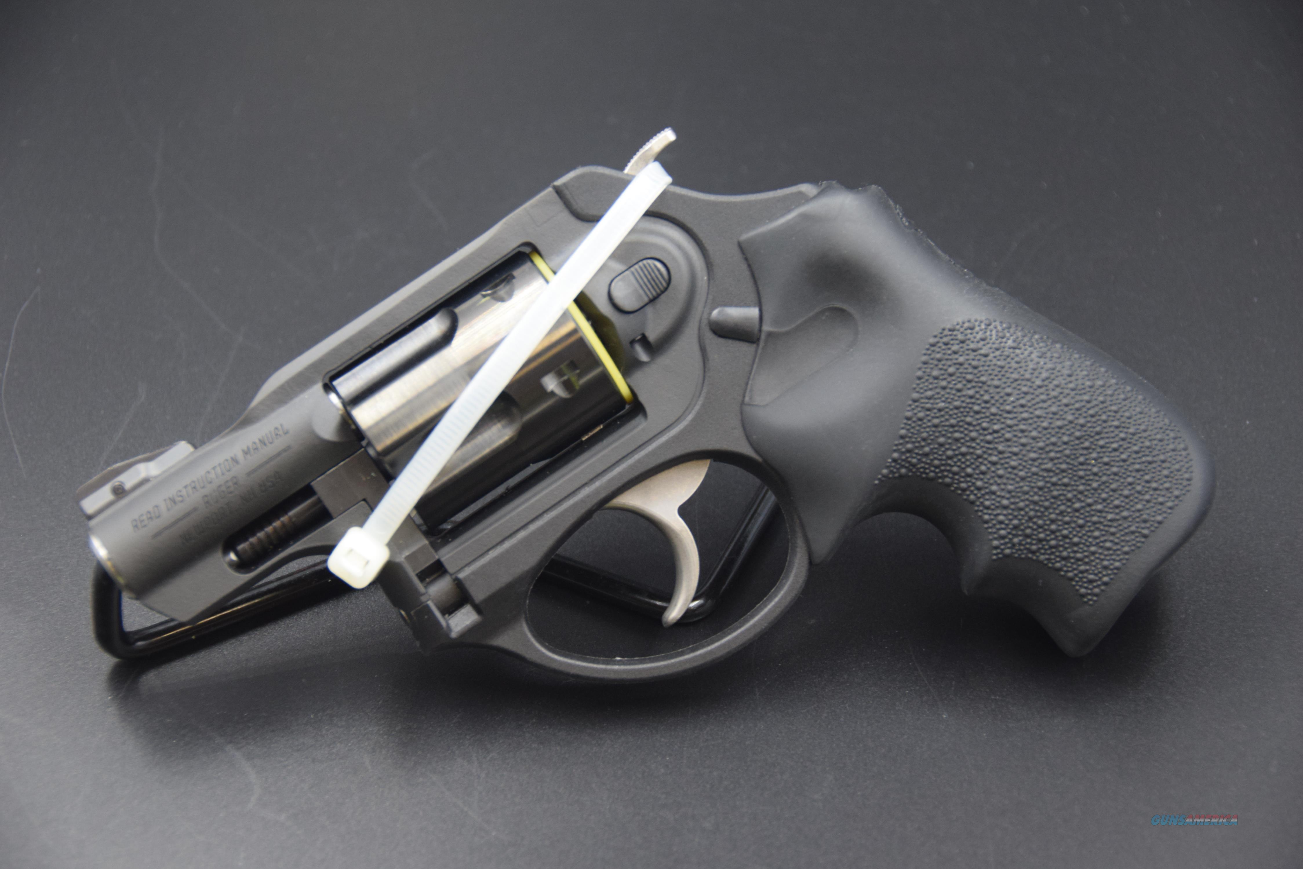 RUGER MODEL LCRX REVOLVER IN 9 MM -- REDUCED!!!  Guns > Pistols > Ruger Double Action Revolver > LCR