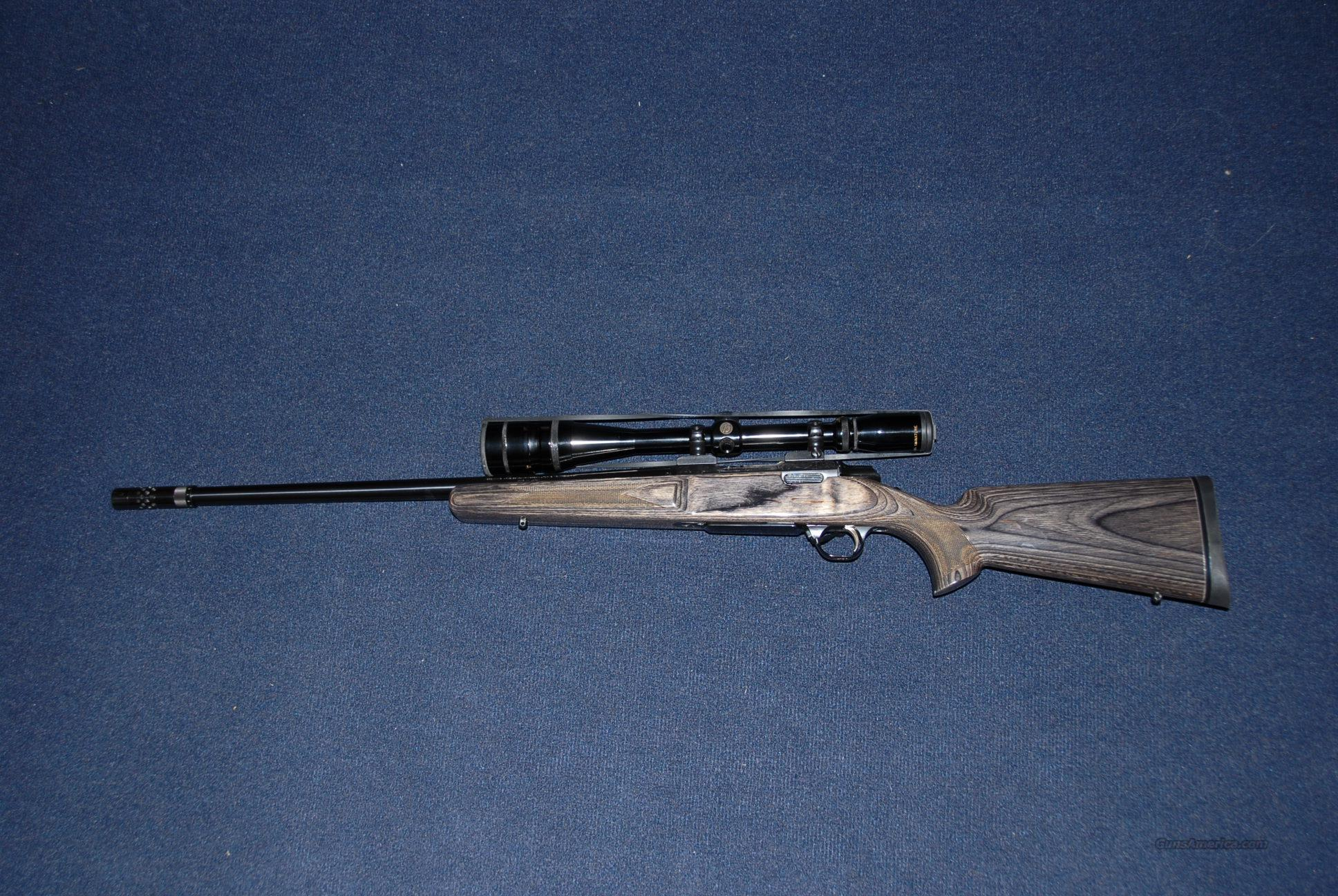 """Medallion"" Varminter in .22-250, Scoped....  Guns > Rifles > Browning Rifles > Bolt Action > Hunting > Blue"