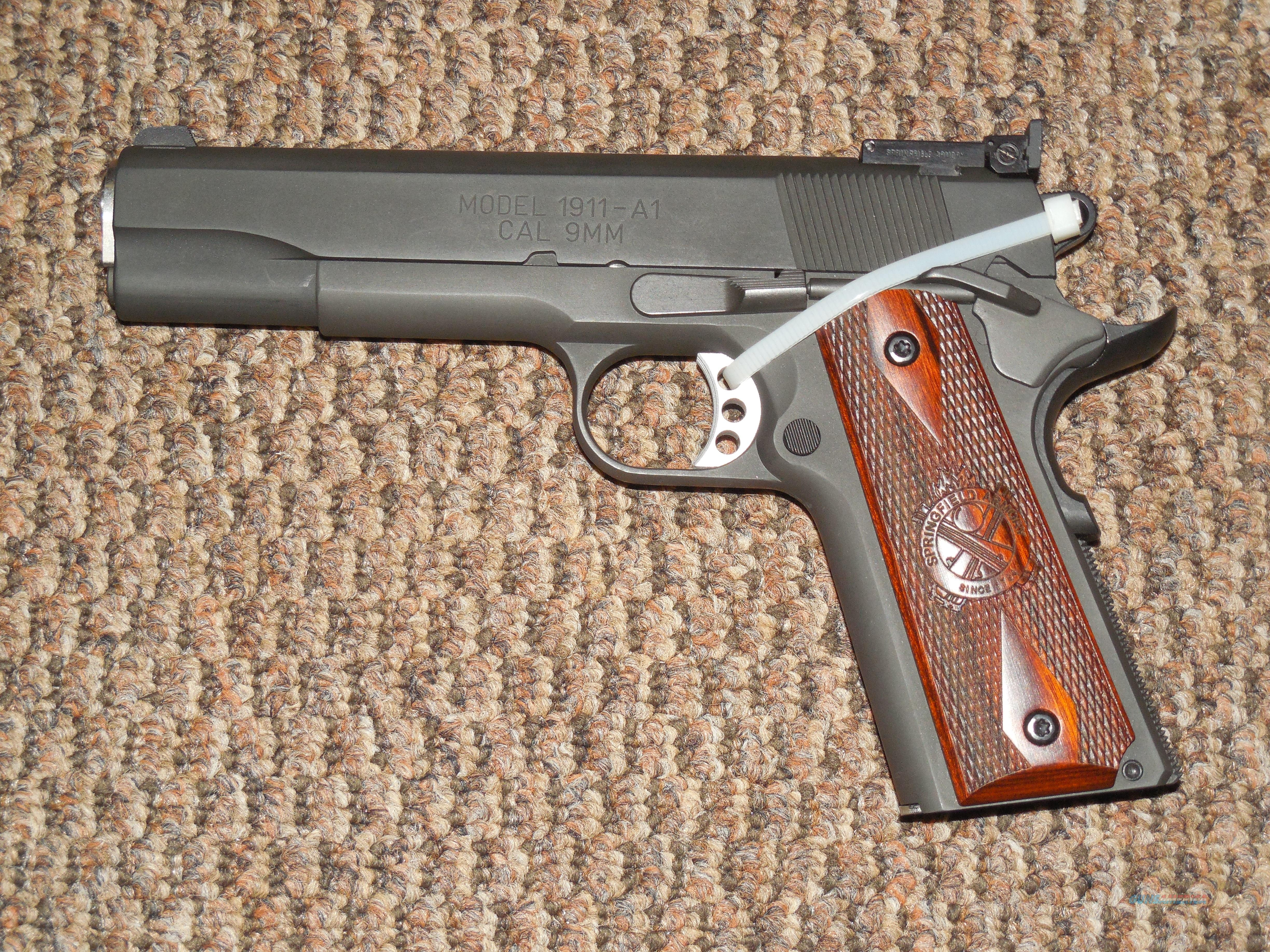 SPRINGFIELD ARMORY 1911 RANGE OFFICER IN 9 MM  Guns > Pistols > Springfield Armory Pistols > 1911 Type