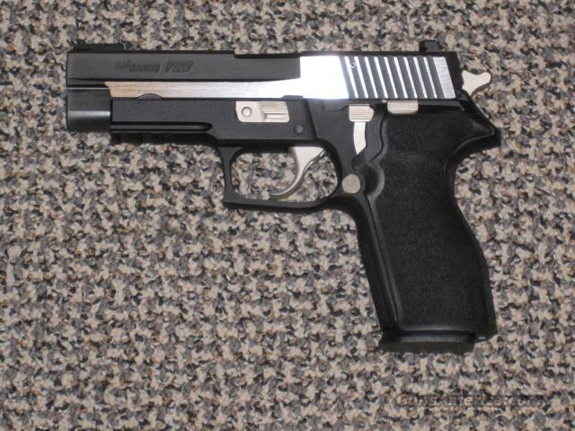 SIG SAUER P-227 EQUINOX IN .45 ACP -- REDUCED!!!!  Guns > Pistols > Sig - Sauer/Sigarms Pistols > P220