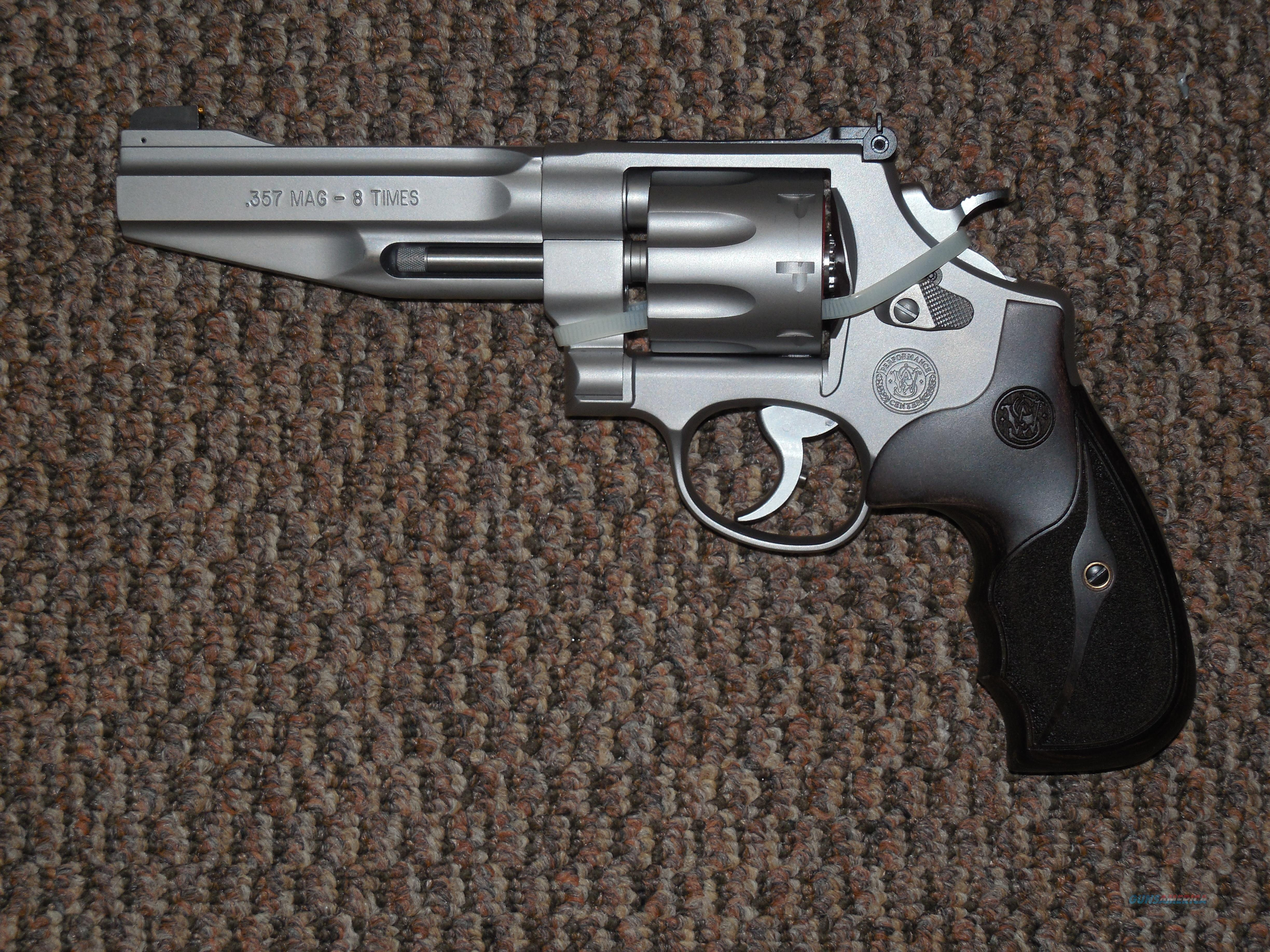 S&W MODEL 627 PERFORMANCE CENTER 8-SHOT .357 MAGNUM  Guns > Pistols > Smith & Wesson Revolvers > Performance Center