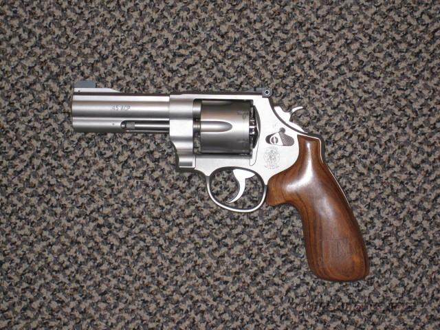 "S&W 625 4-inch, ""JM"" REVOLVER in .45 ACP!  Guns > Pistols > Smith & Wesson Revolvers > Full Frame Revolver"