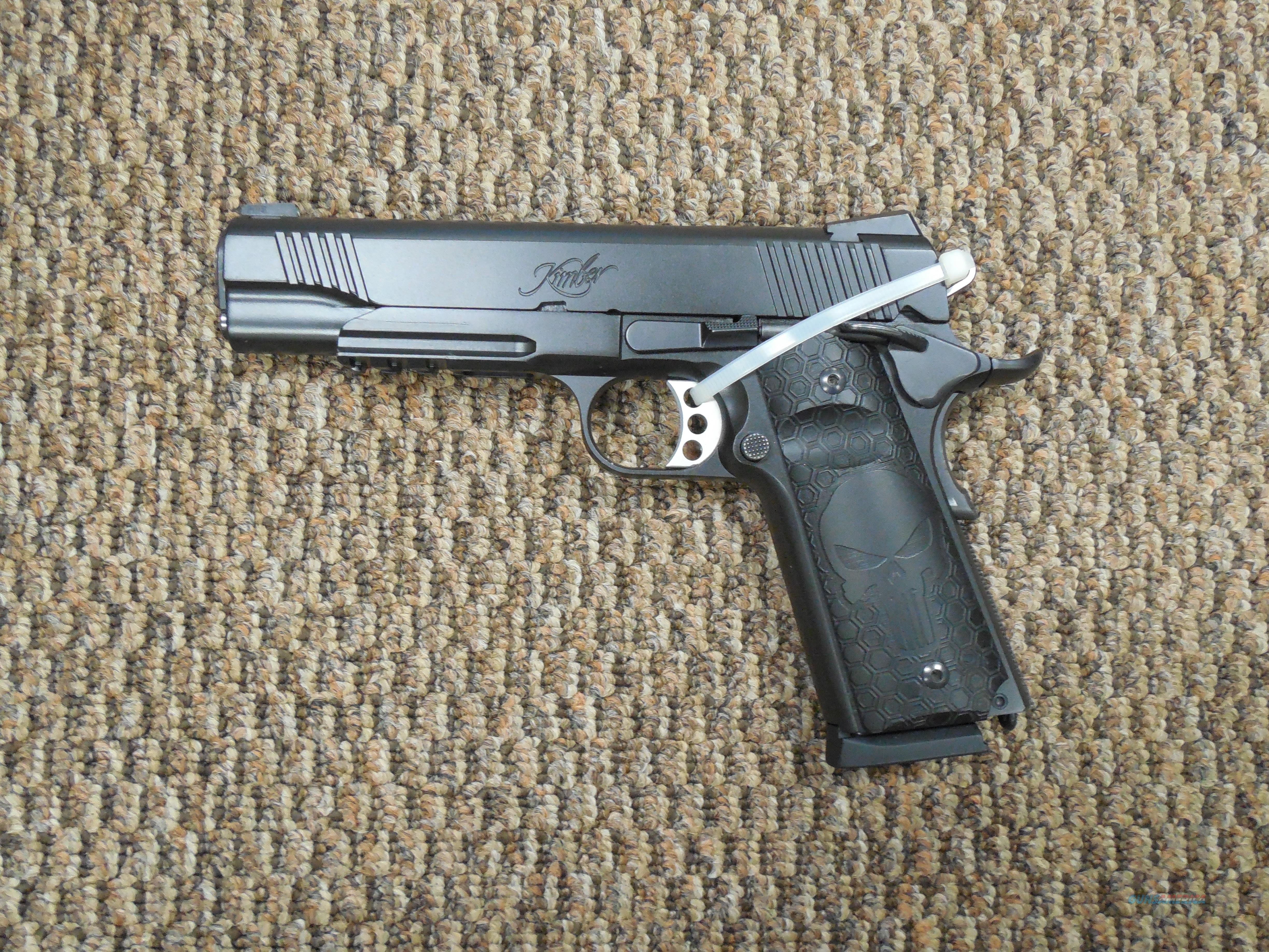KIMBER WARRIOR .45 ACP PISTOL -- REDUCED  Guns > Pistols > Kimber of America Pistols > 1911