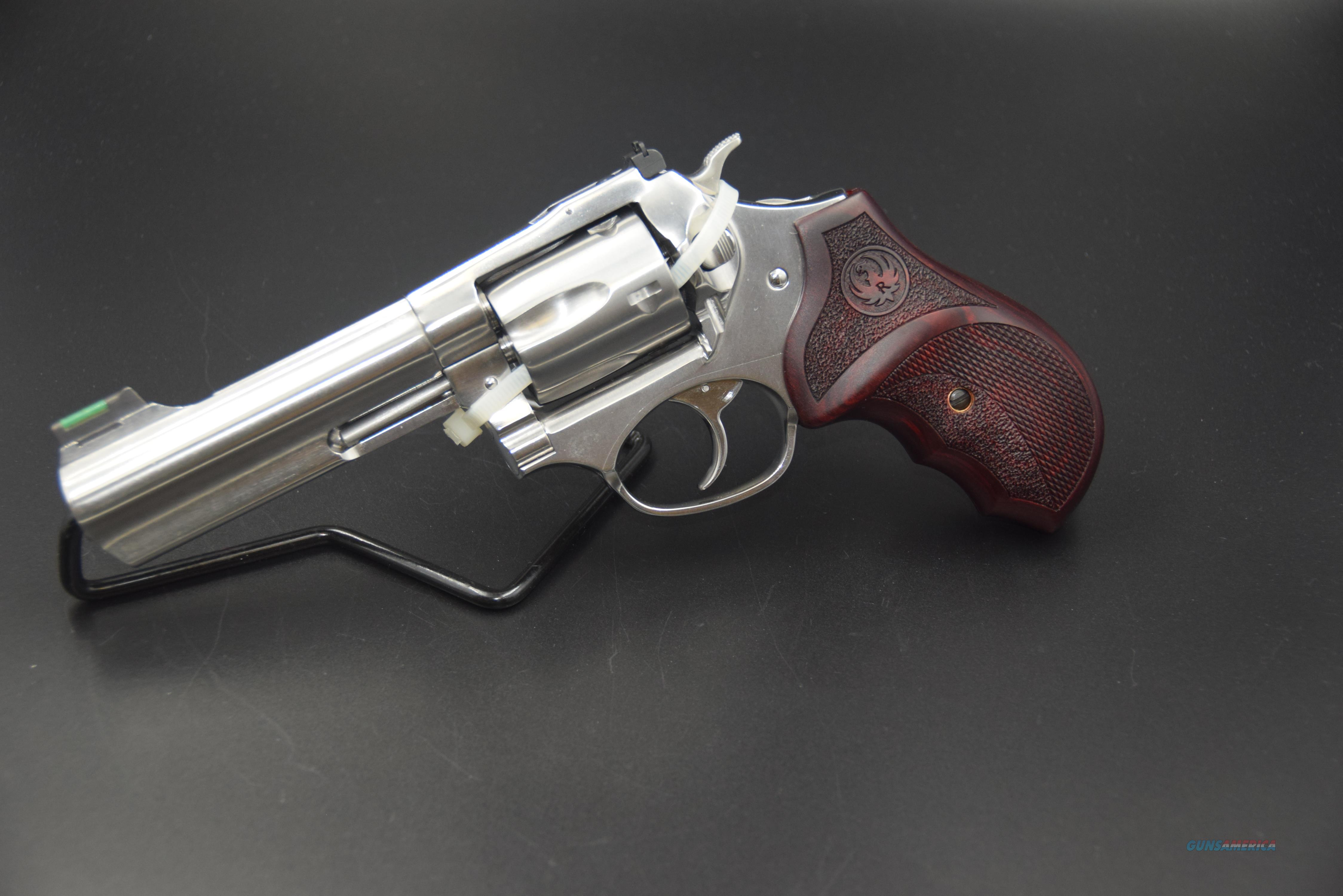 RUGER MODEL SP-101 MATCH CHAMPION LIMITED-RUN 4-INCH .357 MAGNUM -- REDUCED WITH SHIPPING  Guns > Pistols > Ruger Double Action Revolver > SP101 Type