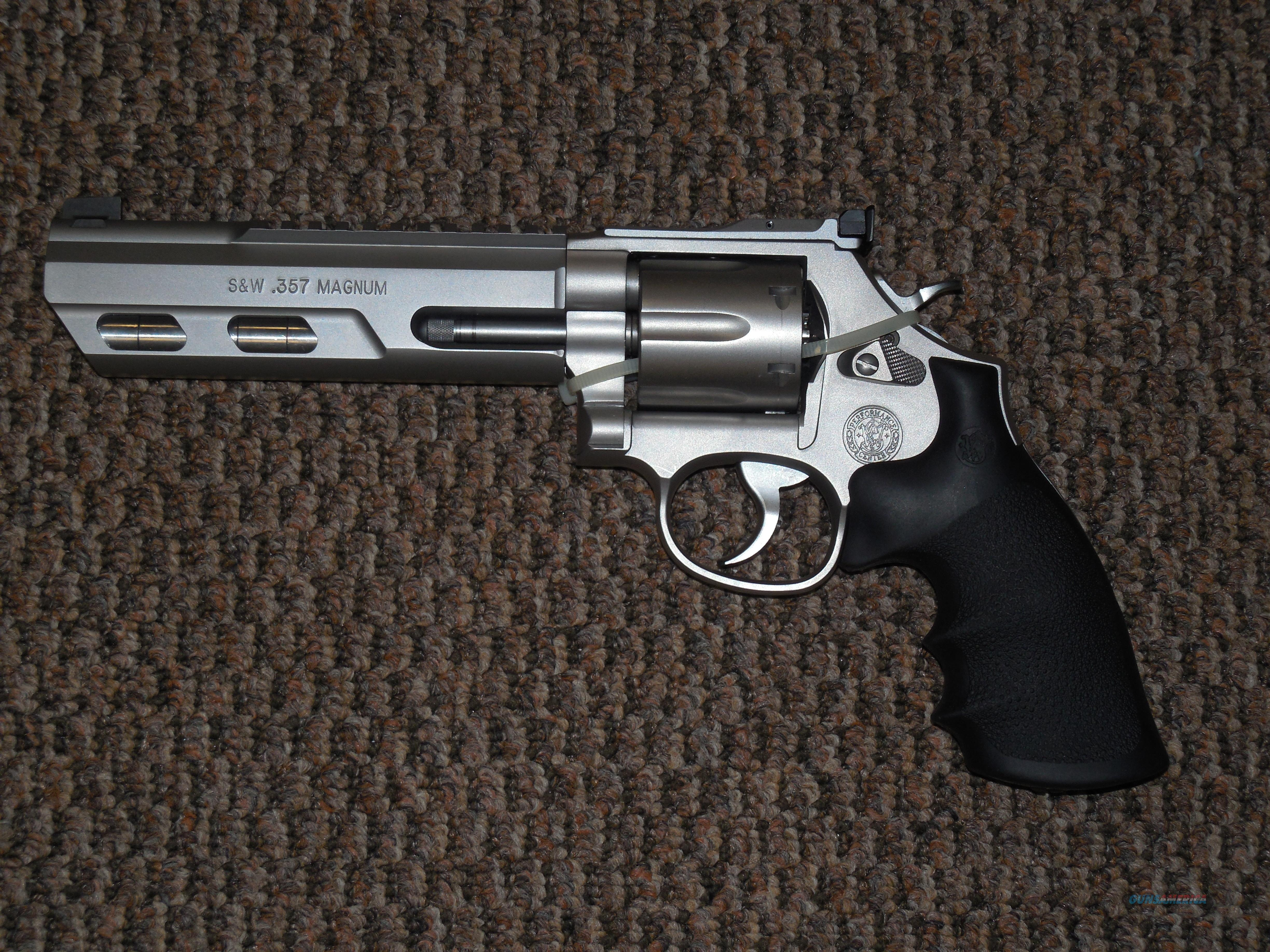 S&W MODEL 686 PREFORMANCE CENTER COMPETITOR .357 MAGNUM  Guns > Pistols > Smith & Wesson Revolvers > Performance Center