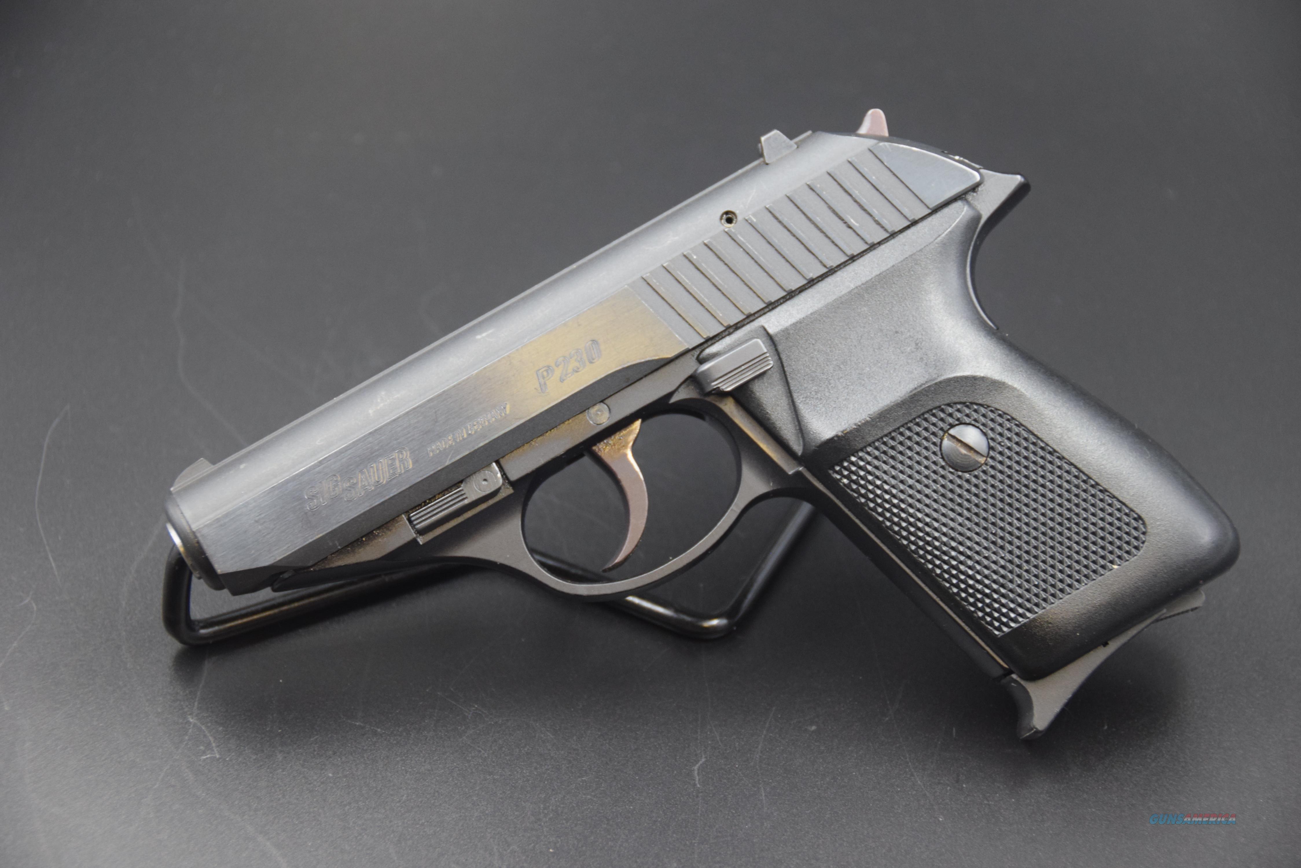 SIG SAUER P-230 LIGHTWEIGHT .380 ACP PISTOL  Guns > Pistols > Sig - Sauer/Sigarms Pistols > P230