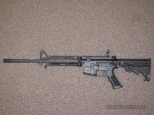 DPMS A-15 WITH LARUE AND TROY ACCESSORIES  Guns > Rifles > DPMS - Panther Arms > Complete Rifle