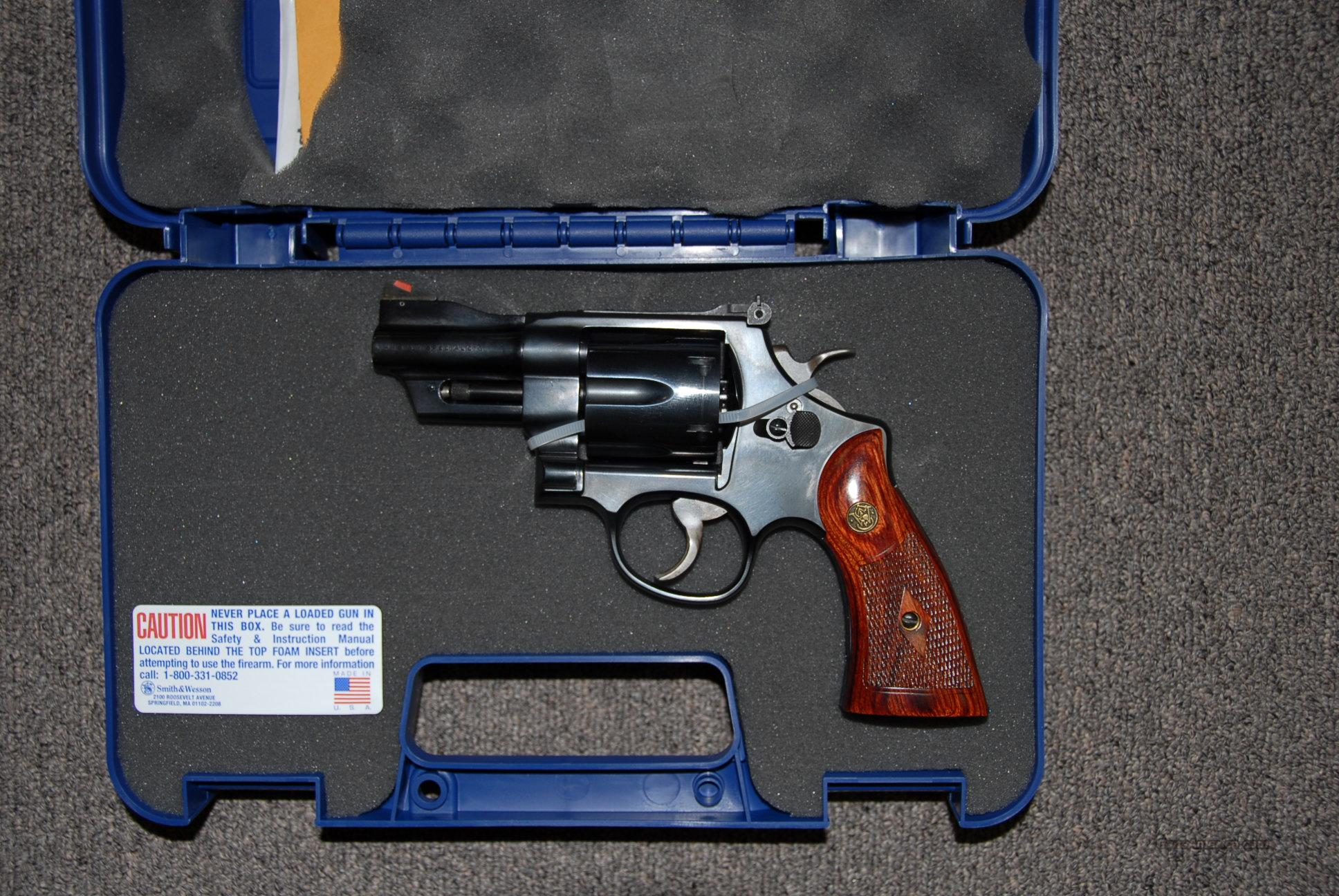 Model 24, 3-inch blue  Guns > Pistols > Smith & Wesson Revolvers > Full Frame Revolver