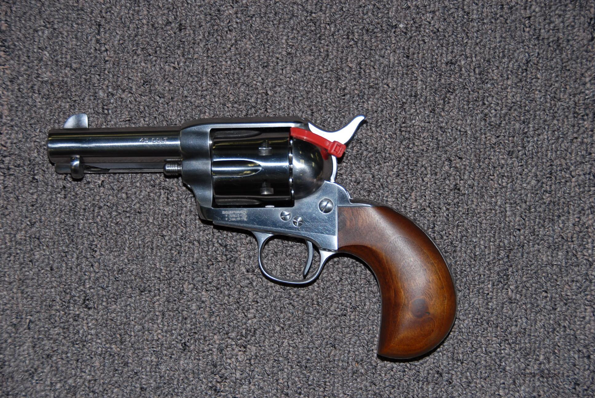 Custom China Camp BIRDSHEAD  Guns > Pistols > United States Patent Firearms Revolvers/Pistols