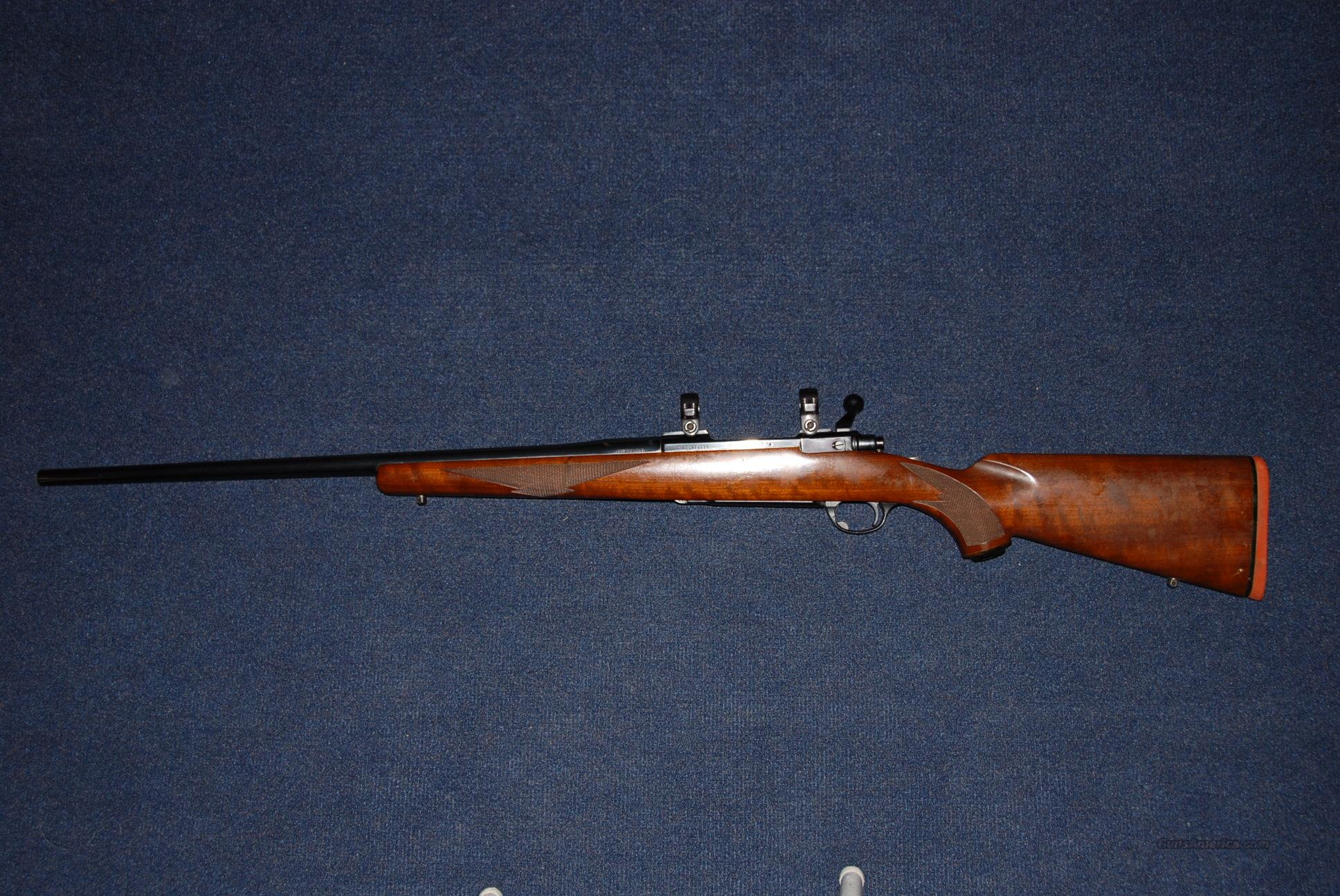 M-77, Tang Safety, .338 W.M.  Guns > Rifles > Ruger Rifles > Model 77