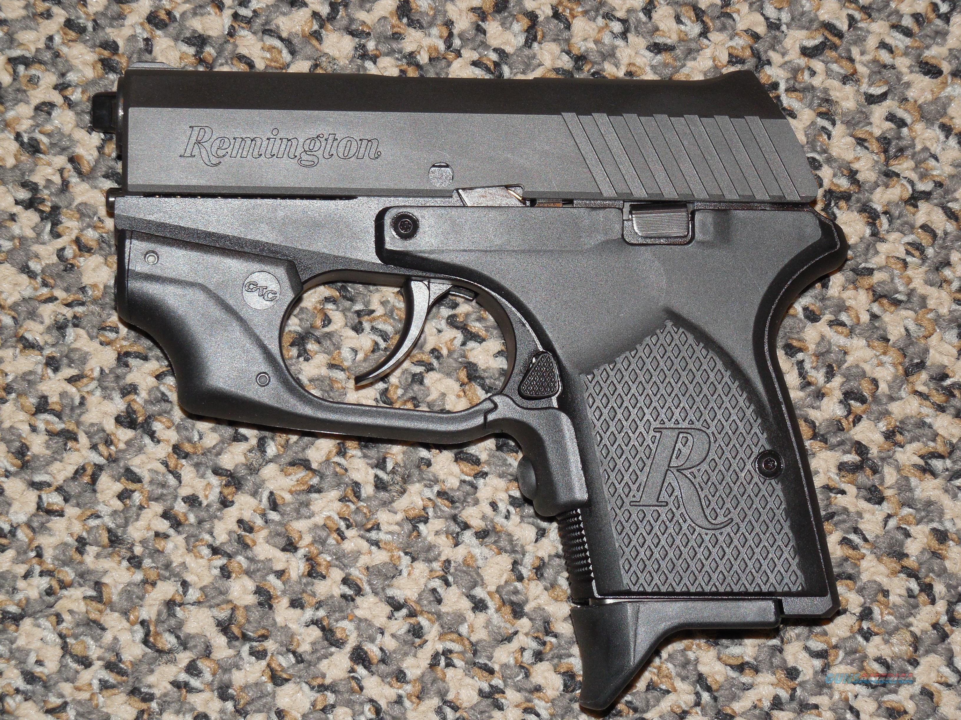 REMINGTON RM380 PISTOL in .380 ACP WITH LASER REDUCED TO $399.95!!!  Guns > Pistols > Remington Replica Pistols