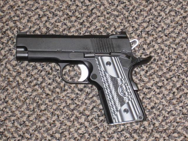 DAN WESSON ECO in 9 mm!!!  Guns > Pistols > Dan Wesson Pistols/Revolvers > 1911 Style