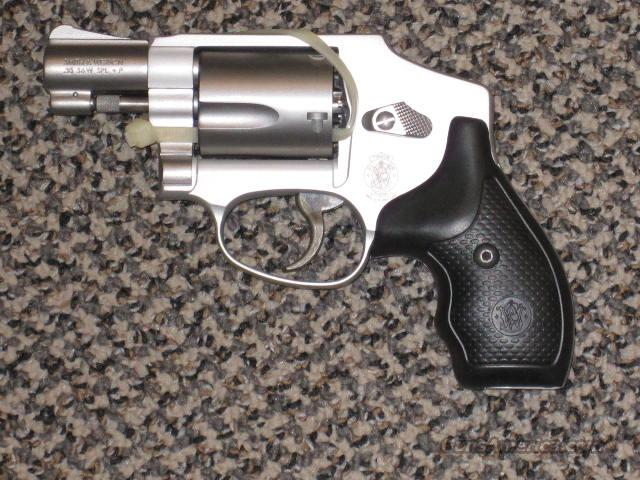 S&W 642 REVOLVER/+P RATED  Guns > Pistols > Smith & Wesson Revolvers > Full Frame Revolver