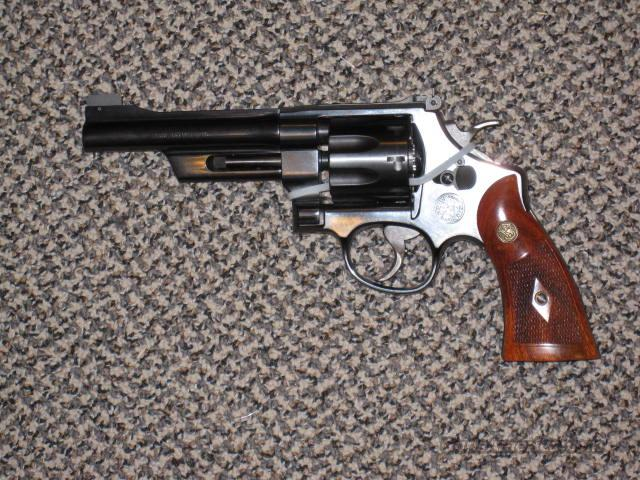 S&W MODEL 27 PERFORMANCE CENER 5-inch.357 Magnum!  Guns > Pistols > Smith & Wesson Revolvers > Full Frame Revolver