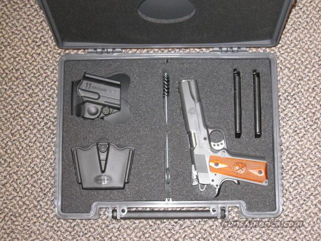 "SPRINGFIELD 1911A1 ""RANGE OFFICER""  Guns > Pistols > Springfield Armory Pistols > 1911 Type"