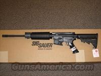 SIG SAUER MODEL 400 RIFLE/5.56  Guns > Rifles > Sig - Sauer/Sigarms Rifles