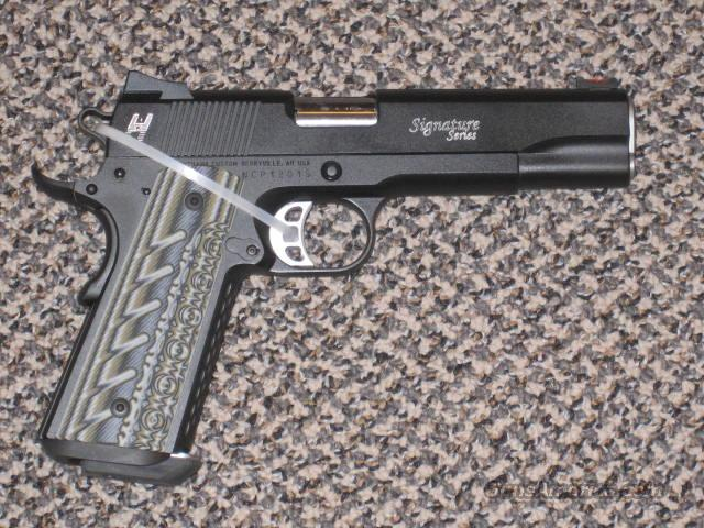 "NIGHTHAWK'S HEINE ""SIGNATURE SERIES"" in 9 MM!!!!  Guns > Pistols > Nighthawk Pistols"
