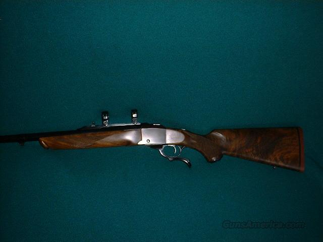 Custom Ruger #1 300 Weatherby  Guns > Rifles > Custom Rifles > Other