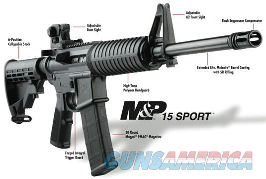 Smith & Wesson M&P Sport  Guns > Rifles > Smith & Wesson Rifles > M&P