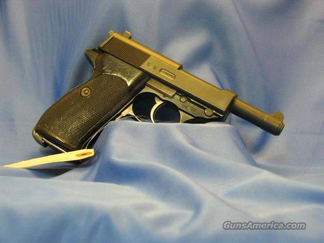 Walther P4  Guns > Pistols > Walther Pistols > Post WWII > Large Frame Autos