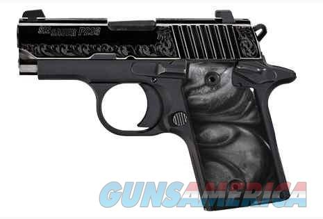 SIG SAUER P238 ESB  Great Scroll Work on this one  Guns > Pistols > Sig - Sauer/Sigarms Pistols > P238